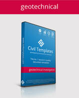 Geotechnical Templates